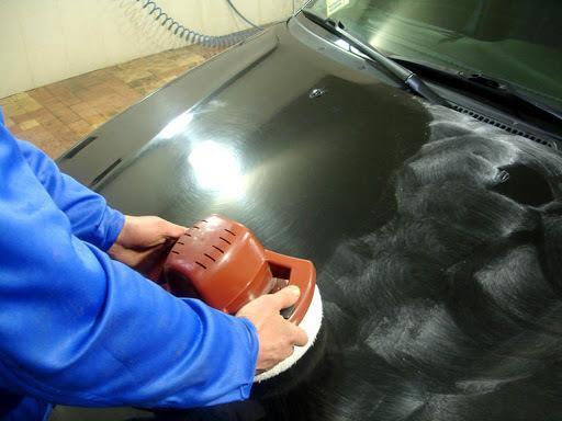 фото защитная полировка кузова в курске